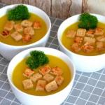 Pełna smaku zupa dyniowa