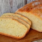 Domowy chleb, który...
