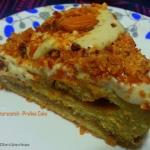 Butterscotch Praline Cake...