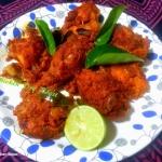 Chicken Dry Roast -...