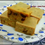 Chickoo - Dates Pudding
