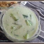 Cucumber Pachadi -...