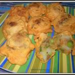 Vegetable Bonda - Mashed...
