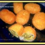 Chicken Bread Cutlet