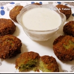 Falafel with Tahini Sauce