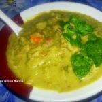Vegetable Green Kurma