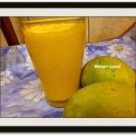 Mango Lassi - Mango...