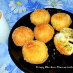 Crispy Chicken Cheese...