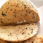 Domowy ser z koperkiem