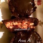 Domowe fit czekoladki