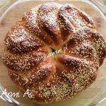 Odrywany chlebek serbski