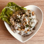 Salatka z pieczonego bakl...