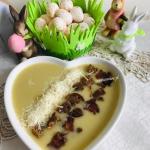 Zupa krem porowo – ziem...