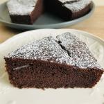 Szybkie ciasto kakaowe...
