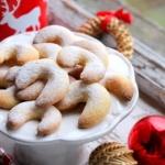 Vanille-Puddingkipferl...