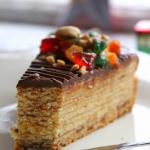 Sekacz - Baumkuchen
