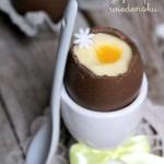 Czekoladowe jajka po wied...