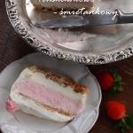 Tort truskawkowo -...