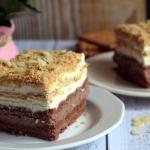 Ciasto kakaowo-waniliowe ...