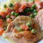 Filety z kurczaka z...