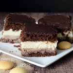 Ciasto mleczne z czekolad...