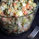 Salatka ziemniaczana z ku...