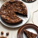 Brownie z orzechami lasko...