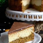 Tort orzechowo-migdalowy