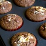 Muffiny z kawałkami...