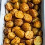 Pieczone ziemniaczki