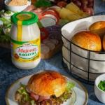 Bułeczki majonezowe