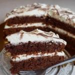 CZEKOLADOWE VELVET CAKE Z...