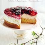 ciasto z białą...