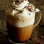 kawa z lodami i bitą...