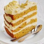 dyniowy tort z kremem z...