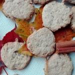 Ciasteczka szarlotkowe