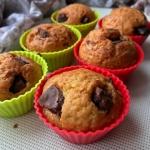 Muffiny z czekoladą,...