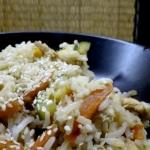 Ryż z cukinią i...