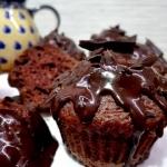 Szybkie kawowe muffiny