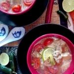 Kwaśno - pikantna zupa...