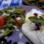 Grillowany camembert z...