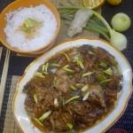 Kurczak Gong Bao (po...