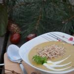 Borowikowa zupa krem z pe...
