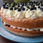 Szybki, łatwy tort z...