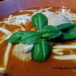 Zupa a la meksykańska z...