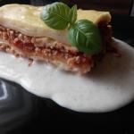Lasagne bolongese
