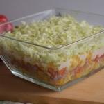 FIT salatka warstwowa z t...