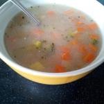 Zupa jarzynowa z kaszą...
