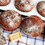 Muffiny kakaowe z kostka ...