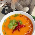 Egzotyczna zupa krem z...
